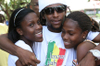 Jah_cure_with_his_sisters